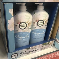 AMORE Happy Bath Magnolia Essence Body Wash 1600g thumbnail