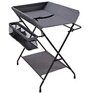 Giường thay tã xếp gọn, chống đau lưng cho mẹ C1-ST3849 thumbnail