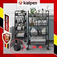 Xe Đẩy Spa 3 Tầng 4 Tầng Thông Minh Kalpen, KSP thumbnail