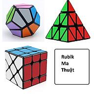 Đồ chơi ảo thuật Rubik hình dạng ma thuật thumbnail