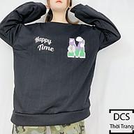 Áo nỉ N hoa tay 23 quần zanzi Xưởng May DCS thumbnail
