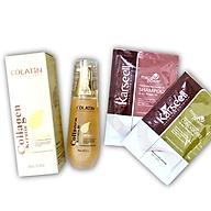 Tinh dầu dưỡng tóc COLATIN Argan Oil 40ML + Cặp gội xả gói Karseell 15mlx2 thumbnail