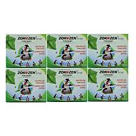 Combo 6 hộp Thực phẩm bảo vệ sức khỏe Thảo dược giảm ho cho trẻ em ZOKOZEN SYRUP FOR BABY thumbnail