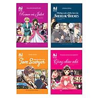 Combo Series Truyện Tranh Kiệt Tác Văn Chương (Bộ 4 cuốn) thumbnail
