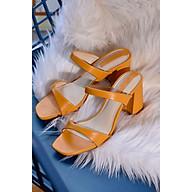 Giày sandal gót thô Merly 1342 thumbnail