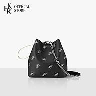 Túi đeo chéo Find Kapoor Pingo Bag 20 Pattern Double FB20PACH2BK - màu đen thumbnail
