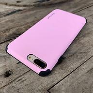 Ốp lưng chống sốc cao cấp dành cho iPhone 7 Plus iPhone 8 Plus - Màu hồng thumbnail