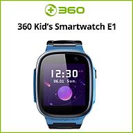 Đồng hồ thông minh dành cho trẻ em 360 E1 Kid Smartwatch - Định vị Gọi điện Nhắn tin - Hàng Chính Hãng thumbnail