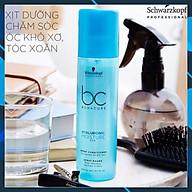 Xịt dưỡng tóc Schwarzkopf BC Bonacure Hyaluronic Moisture Kick Spray Conditioner cho tóc khô 200ml thumbnail