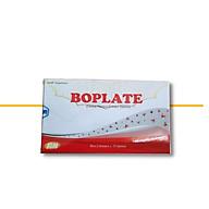Thực phẩm chức năng BOPLATE - Giải pháp cho người giảm tiểu cầu (Hộp 20 viên nén) thumbnail