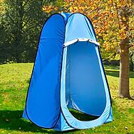 Lều thay đồ dã ngoại tự bung tiện lợi khi đi biển, vệ sinh có thể gập gọn thumbnail