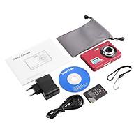 Red Hd Digital Camera K09 European Standard thumbnail