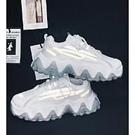 Giày nam, giày sneaker thể thao nam tăng chiều cao phản quang cao cấp SP-AA345 thumbnail