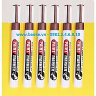 Hộp 6 cây bút sơn Baoke - MP560 màu nâu thumbnail