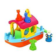 Con thuyền của Noah đồ chơi - Wader Toys thumbnail