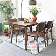 Bộ bàn ăn Venus 4 ghế thumbnail