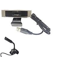 Webcam CM-330G Kèm Microphone Thu Âm M-306 Black Giúp Live Stream Học Trực Tuyến thumbnail