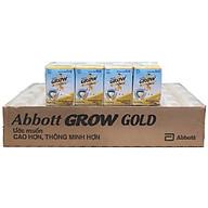 Thùng 36 Sữa Nước Cho Bé Abbott Grow Gold 110ml thumbnail