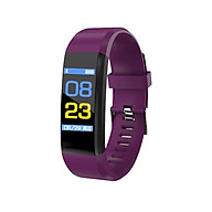 0.96-inch Touchscreen Smart Bracelet Sports Watch Waterproof Support Movement Track Heart Rate Monitor Information Push thumbnail