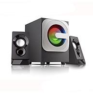 Bộ Loa Vi Tính 2.1 Tích Hợp Bluetooth Speaker Bosston T3600 Đèn Led RGB - HÀNG CHÍNH HÃNG thumbnail