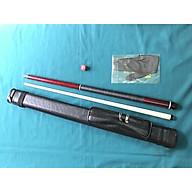 Cơ bida lỗ BK1 Đỏ vân gỗ thumbnail
