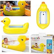 Bể Bơi,Chậu Tắm Phao Hình Con Vịt Vàng Ngộ Nghĩnh thumbnail