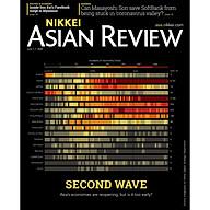 Nikkei Asian Review Second Wave - 22.20 - Tạp chí kinh tế nước ngoài, nhập khẩu từ Singapore thumbnail