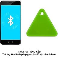 Móc khóa Bluetooth Định Vị 4.0, Thẻ Tag Chống Quên Đồ, Tìm Đồ Cá Nhân Có Báo Động 2 Chiều thumbnail