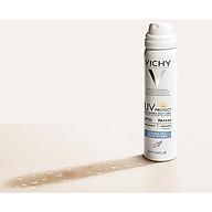 Xịt chống nắng chống ô nhiễm Vichy Ideal Soleil Daily Mist SPF50 75ml thumbnail