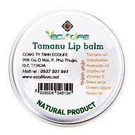 Son Dưỡng Môi Không Màu Cho Nam Ecolife - Lip Balm For Man (50g) thumbnail