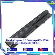 Pin cho Laptop HP Compaq 6520s 6530s 6531s 6535s 510 540 541 - Hàng Nhập Khẩu thumbnail