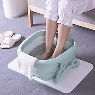 Chậu Rửa, Massage Chân Gấp Gọn Tiện Lợi - CH04 thumbnail