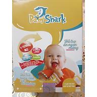 Siro Cá Mập Baby Shark Gold - Siro cho trẻ biếng ăn táo bón (30 gói x 10ml) TẶNG CHẤT XƠ TỰ NHIÊN HERA HAPPY thumbnail