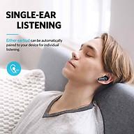 Tai nghe True Wireless EarFun Air Pro - Chống ồn chủ động ANC, Xuyên âm, Bluetooth 5.0, sạc Type-C, Pin 32 giờ, Chống nước IPX5 - Hàng chính hãng thumbnail