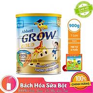 Sữa Bột Abbott Grow Gold 6+ (900g) - Tặng Bộ Đồ Chơi Làm Vườn Grow thumbnail