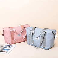 Túi xách hai tầng túi đựng đồ đa năng nhiều ngăn nhiều màu SC thumbnail