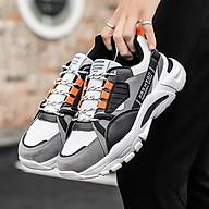 Giày nam thể thao thời trang độn đế Ullzang Nhiều màu mới 2021 thumbnail