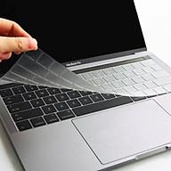 Silicone Bảo Vệ Bàn Phím Mỏng Nhẹ Ultra Slim dành cho MacBook M1 Pro 13 2020 thumbnail