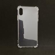 Ốp lưng chống sốc dẻo trong suốt dùng cho iphone XS Max ( Dày 1,5mm) - Hàng chính hãng thumbnail