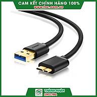 Cáp USB 3.0 sang Micro USB Ugreen 10841-Hàng chính hãng. thumbnail
