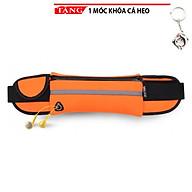 Túi đeo hông cao cấp thể thao chạy bộ CiTi AS18 Tặng móc khóa cá heo thumbnail