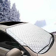 Bạt Chắn Nắng Cách Nhiệt Kính Ô Tô Vân 3D Chống Xước Kính Lái Cách Nhiệt Chống Nóng Chuyên Dụng, Bảo Vệ Xe, Nội Thất Vừa Xe 4-5-7 Chỗ, Bán Tải, Xe Tải Nhỏ thumbnail