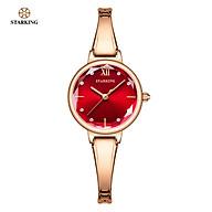 Đồng hồ Nữ STARKING TL0943MS35 Máy Pin (Quartz) Kính Sapphire thumbnail