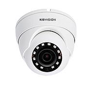 Camera Dome hồng ngoại 2.0 Megapixel KBVISION KX-S2002C4 - Hàng nhập khẩu thumbnail