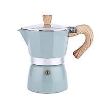 Bình Moka Pha Espresso Cổ Điển Italy 150ml 3 Tách thumbnail