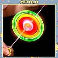 Đồ chơi con quay cho bé Mitolo con quay xèng xèng có đèn led phát sáng 983ac thumbnail