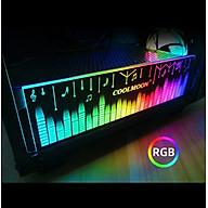 Thanh Led RGB Coolmoon Music đồng bộ Hub , Dùng độ trang trí cho case nguồn máy tính - Hàng nhập khẩu thumbnail