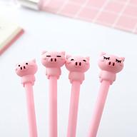 Combo 4 bút gel Lợn thumbnail