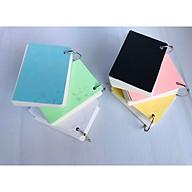 Combo 2 tập flashcard khổ lớn (7x10cm, 100 thẻ) tặng khoen bìa (Giao màu ngẫu nhiên) thumbnail