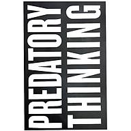 Predatory Thinking (Paperback) thumbnail